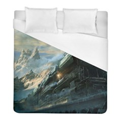 Rockies Express Duvet Cover (full/ Double Size)