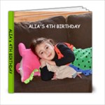Alia - 6x6 Photo Book (20 pages)