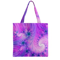 Delicate Grocery Tote Bag by Delasel
