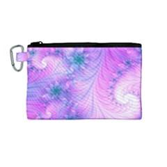 Delicate Canvas Cosmetic Bag (medium) by Delasel