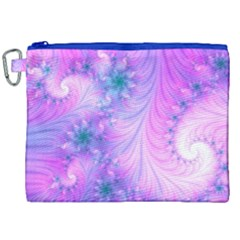 Delicate Canvas Cosmetic Bag (xxl) by Delasel