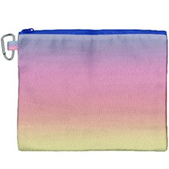 Background Watercolour Design Paint Canvas Cosmetic Bag (xxxl) by Celenk