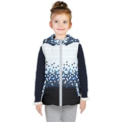 Tech Camouflage Kid s Puffer Vest by jumpercat