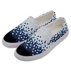 Tech Camouflage Men s Canvas Slip Ons by jumpercat