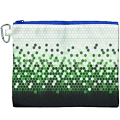 Tech Camouflage 2 Canvas Cosmetic Bag (xxxl) by jumpercat