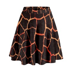 Magma High Waist Skirt by jumpercat