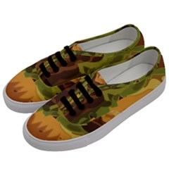 Burger Men s Classic Low Top Sneakers by berwies