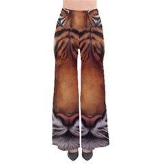 The Tiger Face Pants by Celenk