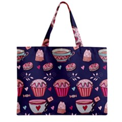 Afternoon Tea And Sweets Mini Tote Bag by allthingseveryday