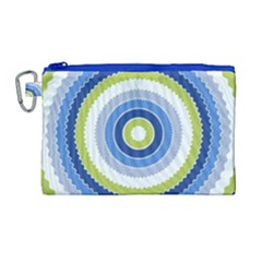 Oracle 01 Canvas Cosmetic Bag (large)