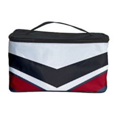 Modern Shapes Cosmetic Storage Case by jumpercat