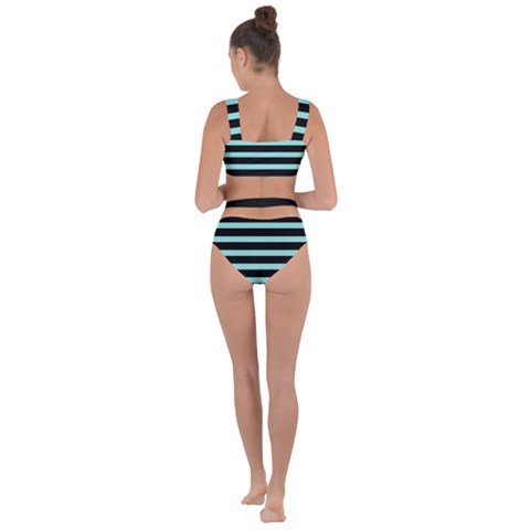 Bandaged Up Bikini Set