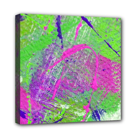 Ink Splash 03 Mini Canvas 8  X 8  by jumpercat