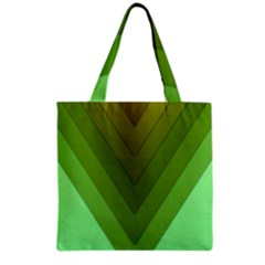 Tri 03 Grocery Tote Bag by jumpercat