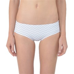 Light Chevron Classic Bikini Bottoms by jumpercat