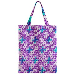 Hard Workout Zipper Classic Tote Bag by jumpercat