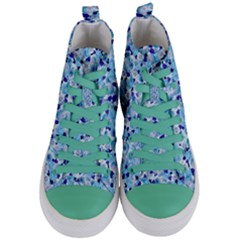 Gardenia Cold Women s Mid Top Canvas Sneakers