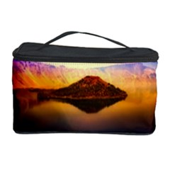 Crater Lake Oregon Mountains Cosmetic Storage Case