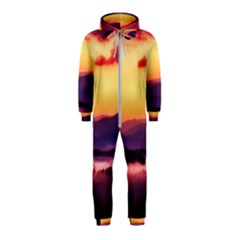 Great Smoky Mountains National Park Hooded Jumpsuit (Kids)