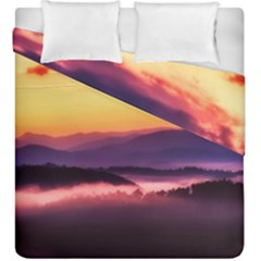 Great Smoky Mountains National Park Duvet Cover Double Side (king Size)