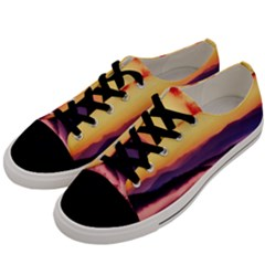 Great Smoky Mountains National Park Men s Low Top Canvas Sneakers
