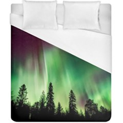 Aurora Borealis Northern Lights Duvet Cover (california King Size)