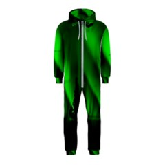 Aurora Borealis Northern Lights Hooded Jumpsuit (kids)