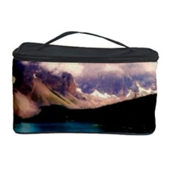 Austria Mountains Lake Water Cosmetic Storage Case