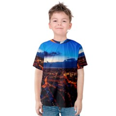 The Hague Netherlands City Urban Kids  Cotton Tee