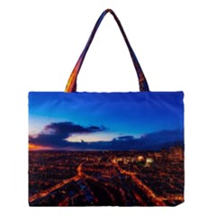 The Hague Netherlands City Urban Medium Tote Bag by BangZart
