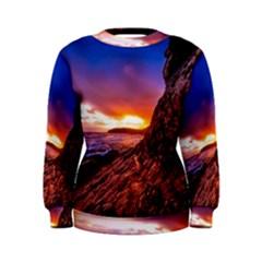 South Africa Sea Ocean Hdr Sky Women s Sweatshirt