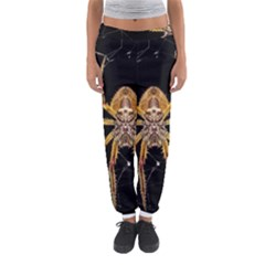Insect Macro Spider Colombia Women s Jogger Sweatpants