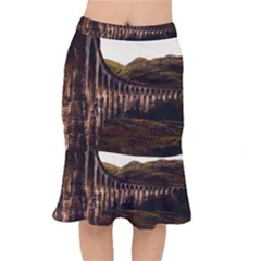 Viaduct Structure Landmark Historic Mermaid Skirt