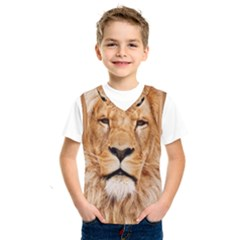 Africa African Animal Cat Close Up Kids  Sportswear