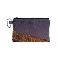 Italy Cabin Stars Milky Way Night Canvas Cosmetic Bag (small) by BangZart