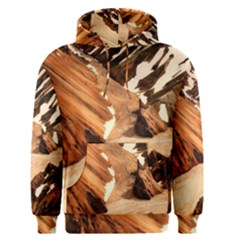 Iceland Mountains Snow Ravine Men s Pullover Hoodie