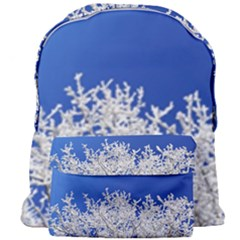 Crown Aesthetic Branches Hoarfrost Giant Full Print Backpack