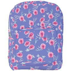 Roses And Roses Full Print Backpack by jumpercat