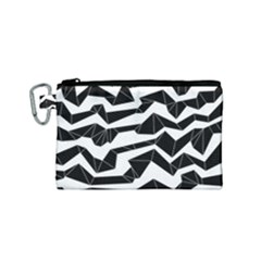 Polynoise Origami Canvas Cosmetic Bag (small)
