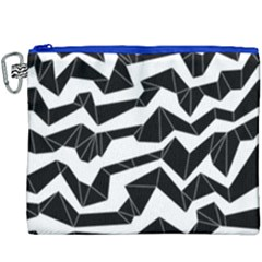 Polynoise Origami Canvas Cosmetic Bag (xxxl) by jumpercat