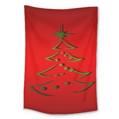 Christmas Large Tapestry