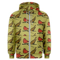 Animal Nature Wild Wildlife Men s Zipper Hoodie