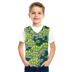 Seamless Tile Background Abstract Kids  Sportswear