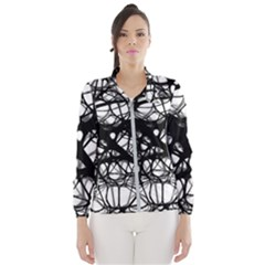 Neurons Brain Cells Brain Structure Wind Breaker (women)