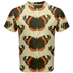 Butterfly Butterflies Insects Men s Cotton Tee