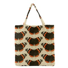 Butterfly Butterflies Insects Grocery Tote Bag by BangZart
