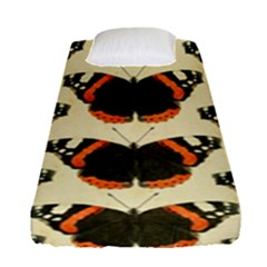 Butterfly Butterflies Insects Fitted Sheet (single Size)