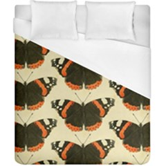 Butterfly Butterflies Insects Duvet Cover (california King Size)