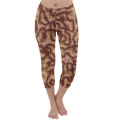 Brain Mass Brain Mass Coils Capri Winter Leggings