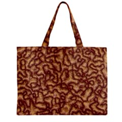 Brain Mass Brain Mass Coils Zipper Mini Tote Bag